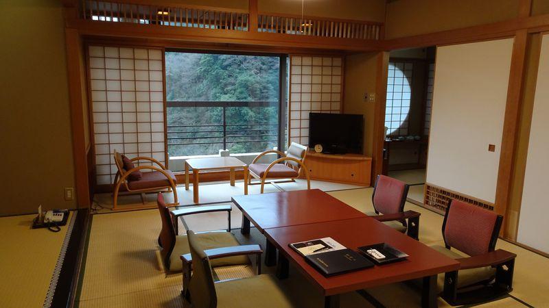 3種類の棟に点在する部屋は旅の目的によって選べる