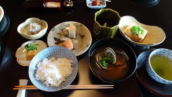 世界が認めた和食で朝を迎える幸せ