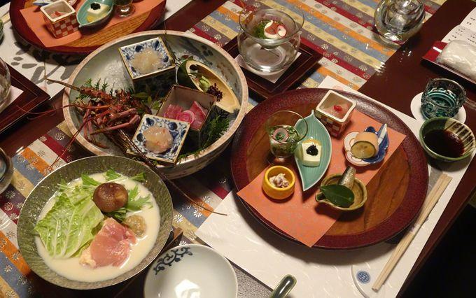 自慢の料理は伊勢志摩の恵みを美しく仕上げる