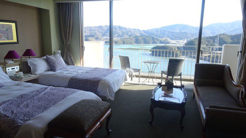 海に囲まれた絶景と美食の宿「旅荘海の蝶」で伊勢志摩を満喫