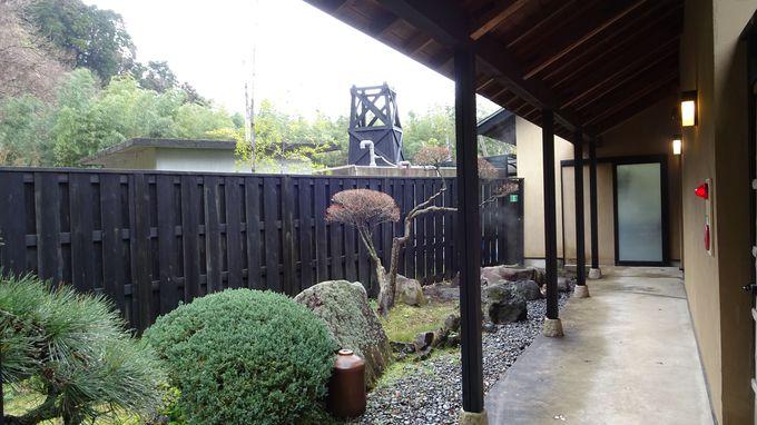 贅沢な極み庭園露天風呂付きの特別室