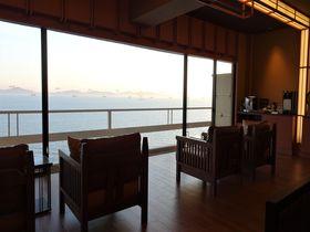 愛知県三河湾の絶景と美肌の温泉に癒される「旬景浪漫 銀波荘」