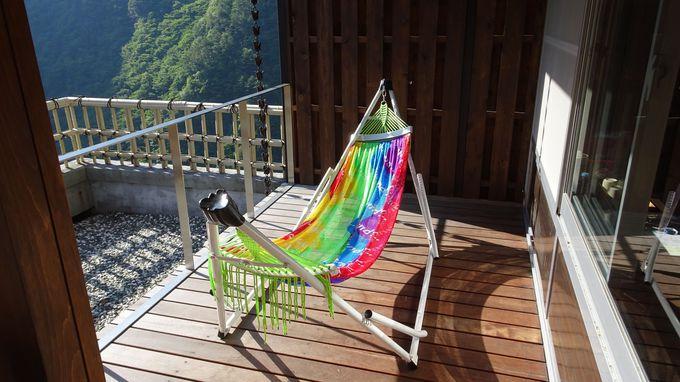日本三大秘境を眺めながら部屋露天を楽しむ贅沢
