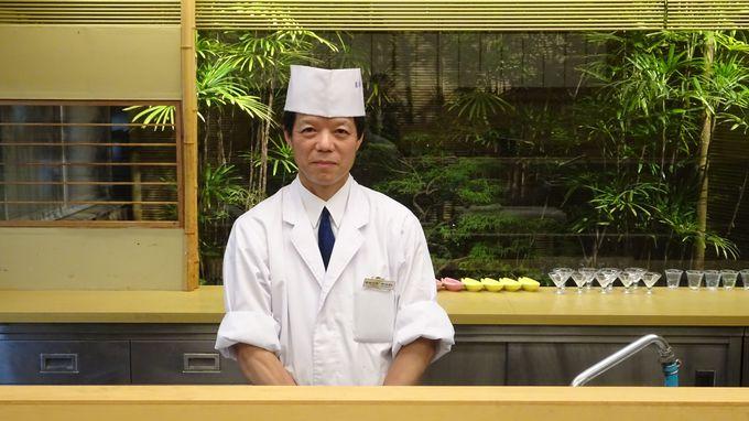 日本でも有数の食材を誇る土佐の料理はカウンターで