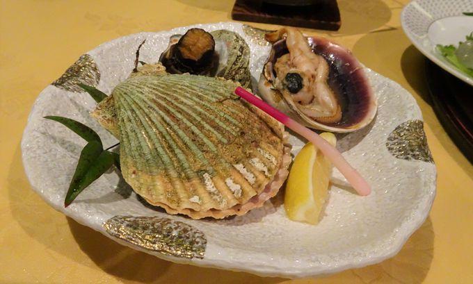 伊勢志摩の魅力満載の料理に舌鼓