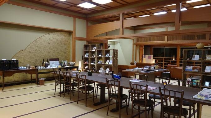 日本の山里を目指した魅力ある施設