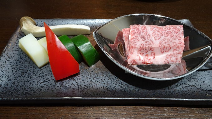 岐阜の食材を中心とした懐石料理を個室でゆっくりと