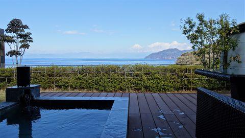 西伊豆「富岳群青」は富士山を望む大人のプライベート空間
