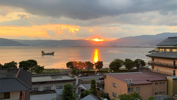 5.カップルにおすすめの諏訪湖のホテル