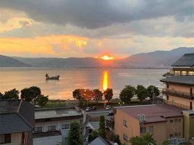 長野県諏訪湖「ホテル鷺乃湯」は100年の歴史を誇る高級湯宿