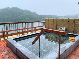 静岡県・舘山寺温泉「鞠水亭」は浜名湖一望の露天風呂と料理が自慢