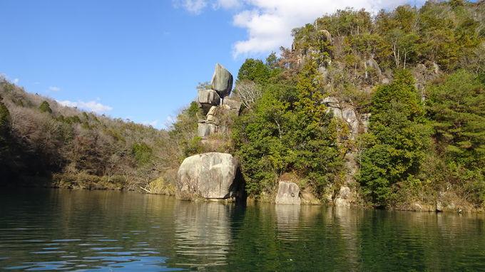 「かんぽの宿恵那」を拠点に県立自然公園恵那峡を満喫