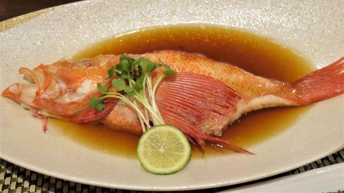 オホーツク海の高級魚を心ゆくまで堪能