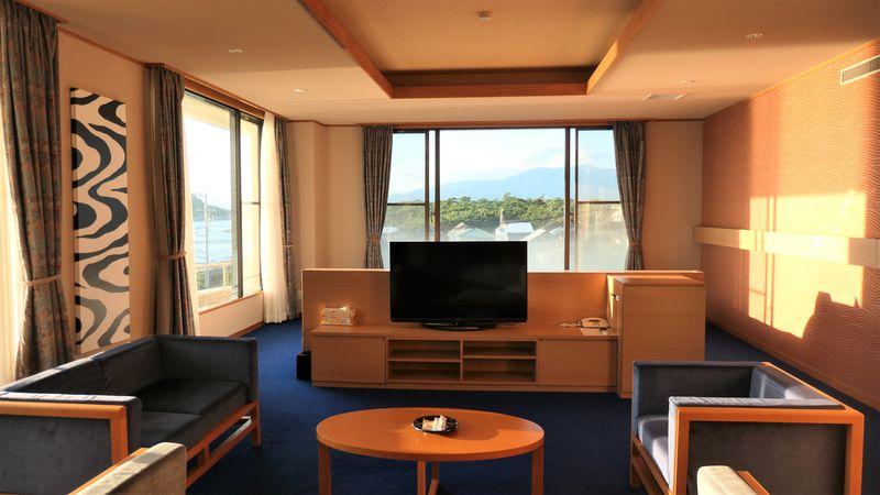静岡県「KKR沼津はまゆう」で富士山と美しい海を堪能しよう