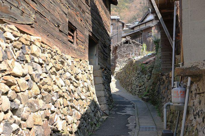石垣の魅力