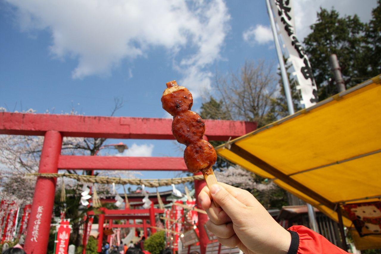 犬山観光グルメは「串グルメ」で決まり!