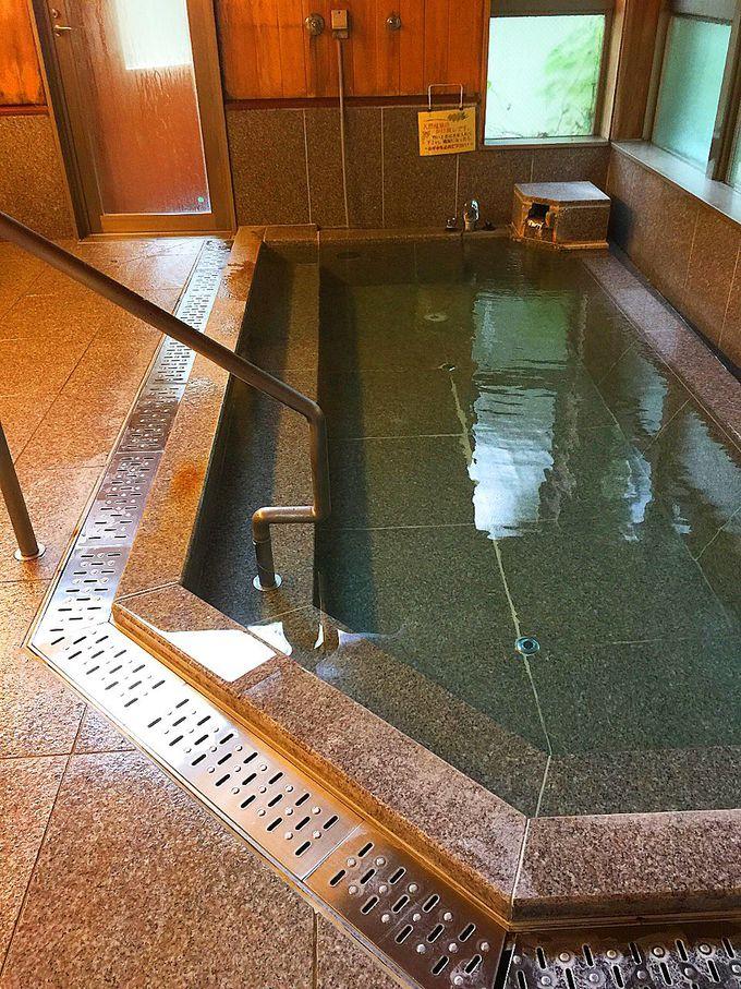 十津川村を最後まで満喫するなら〆は温泉で!