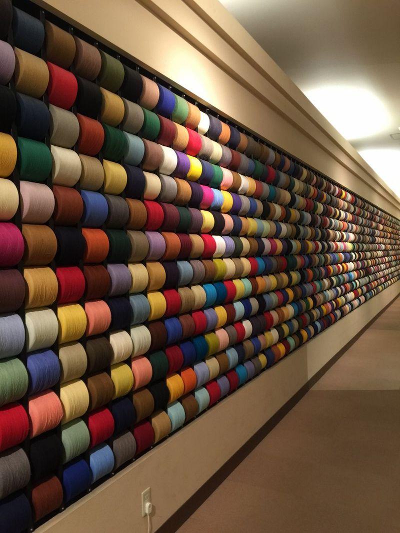 タオルの全てがわかる愛媛県・今治タオル美術館とは?