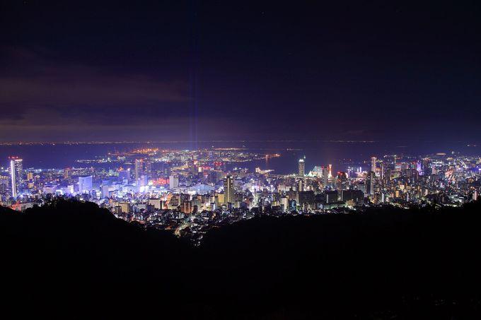 神戸市民なら誰もが知る「市章山」と「錨山」