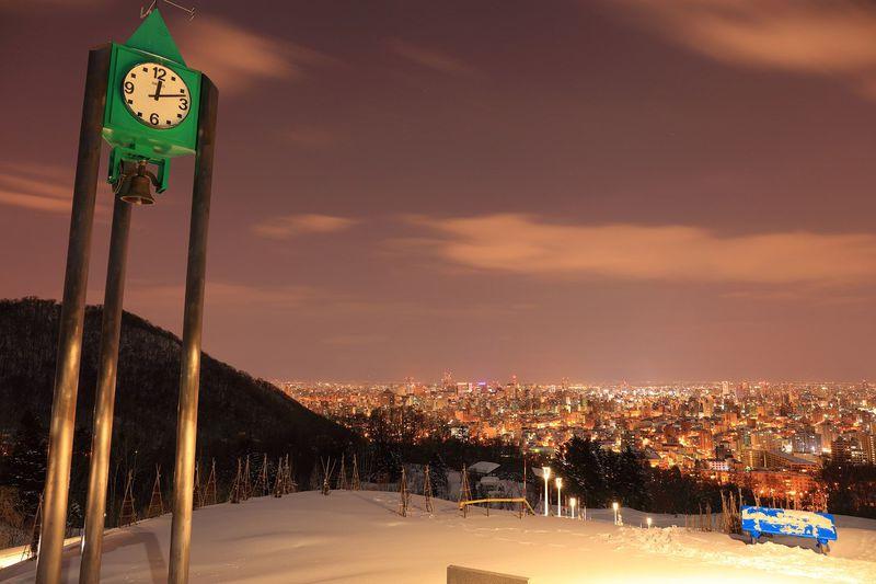 札幌のおすすめ夜景スポット5選 公園・駐車場からも楽しめる!