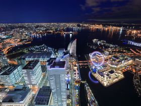 横浜夜景の最高峰!ランドマークマークタワー展望台「スカイガーデン」