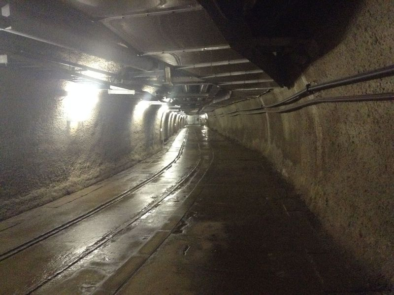 青森県津軽半島「青函トンネル記念館」で海底下140mの世界を体感!