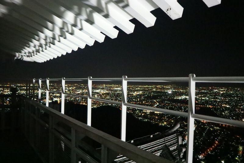 岐阜最大級!「岐阜城」天守閣から見下ろす迫力夜景