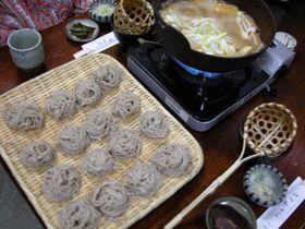 """暑さの中でも格別!信州奈川の郷土料理""""とうじそば""""が1年中食べられる蕎麦処「野麦路」"""