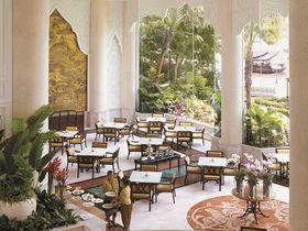 食べすぎ注意!「シャングリ・ラ ホテル バンコク」クルンテープウイングのリバーラウンジでまったり