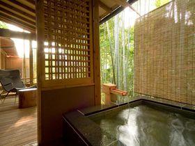 湯回廊 菊屋で修善寺温泉を独り占め!特別な日を過ごす露天風呂付客室