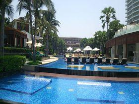 タイ・ホアヒンのインターコンチネンタルのクラブラウンジが豪華すぎる!