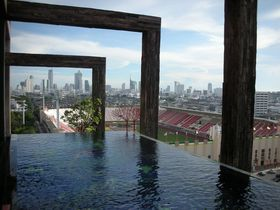 バンコク名物ホテルの素敵な天空プール厳選5
