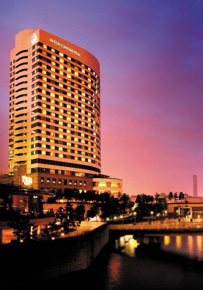 ホテル内でゆったり過ごす夜。目覚める朝も楽しみ。