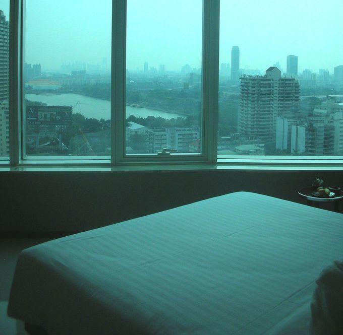 コンパクトながらも居心地の良い客室
