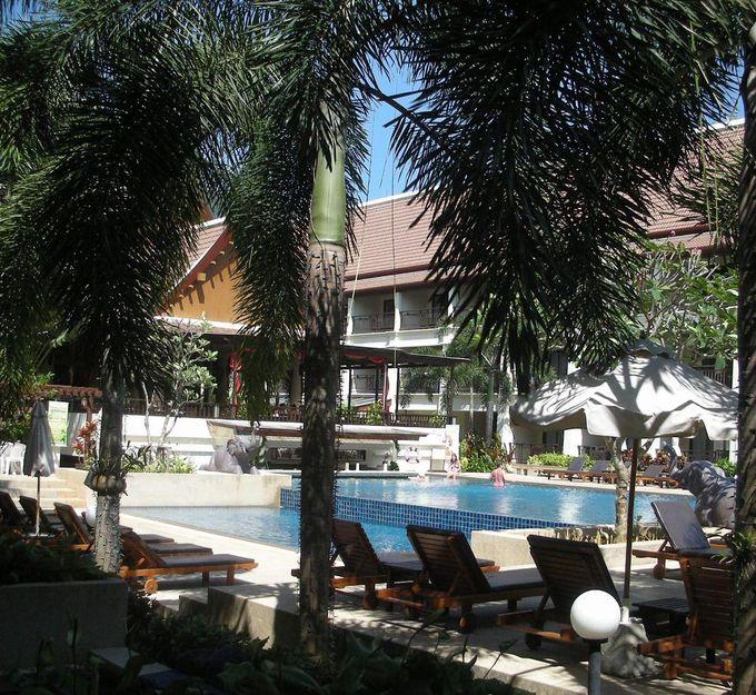 ディーヴァナパトンリゾート&スパはリゾート感あるプールが最高!朝食も美味しすぎ!