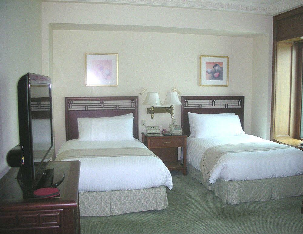 客室は最低でも46平米。居住性のある贅沢空間