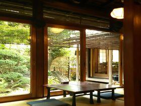 一軒屋の茶室を改装!自由が丘の古民家カフェ「古桑庵」は究極の和カフェ