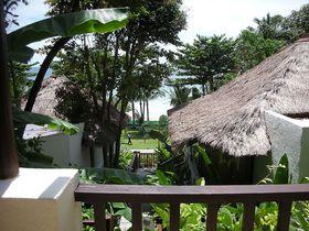 タイ・サメット島へ無料送迎のホテル「ルヴィマーンコテージズ&スパ」