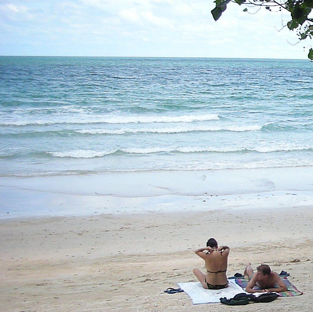 ただ海と戯れるだけの、何もしない時間を
