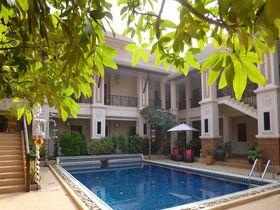 タイの京都・チェンマイの格安ホテル「グルーチェンマイ」