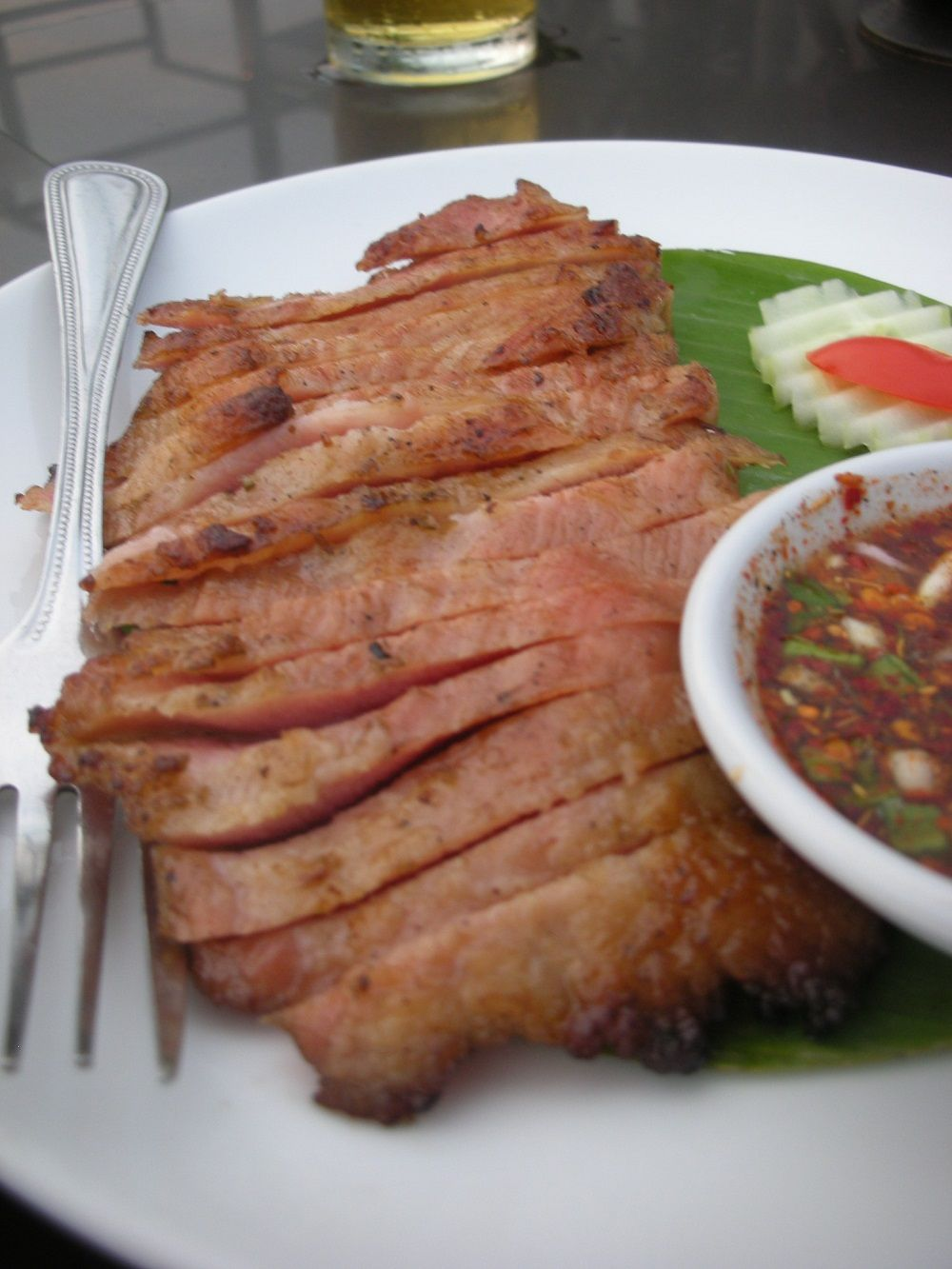 中流から富裕層タイ人が舌鼓。ブリタラの上品な料理