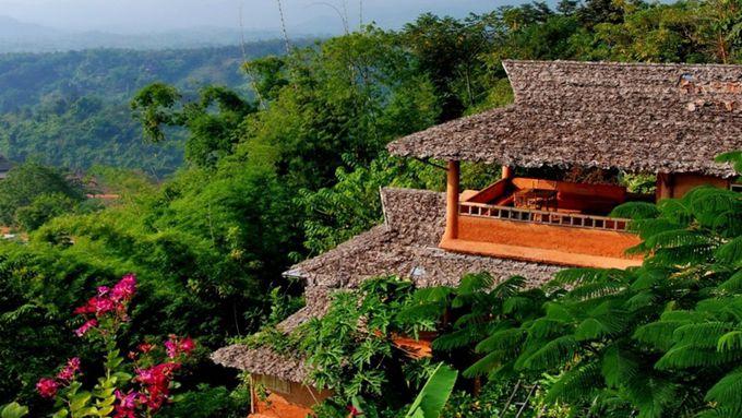山岳リゾートの極み!山頂に佇む天空のホテル