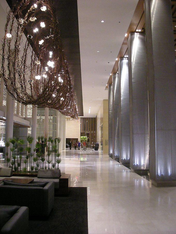 バンコクのホテル「プルマンバンコクキングパワー」はおしゃれ