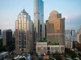 コンラッドホテルバンコクは日本の3分の1!ホテルが安いタイで高級ホテルに贅沢ステイ