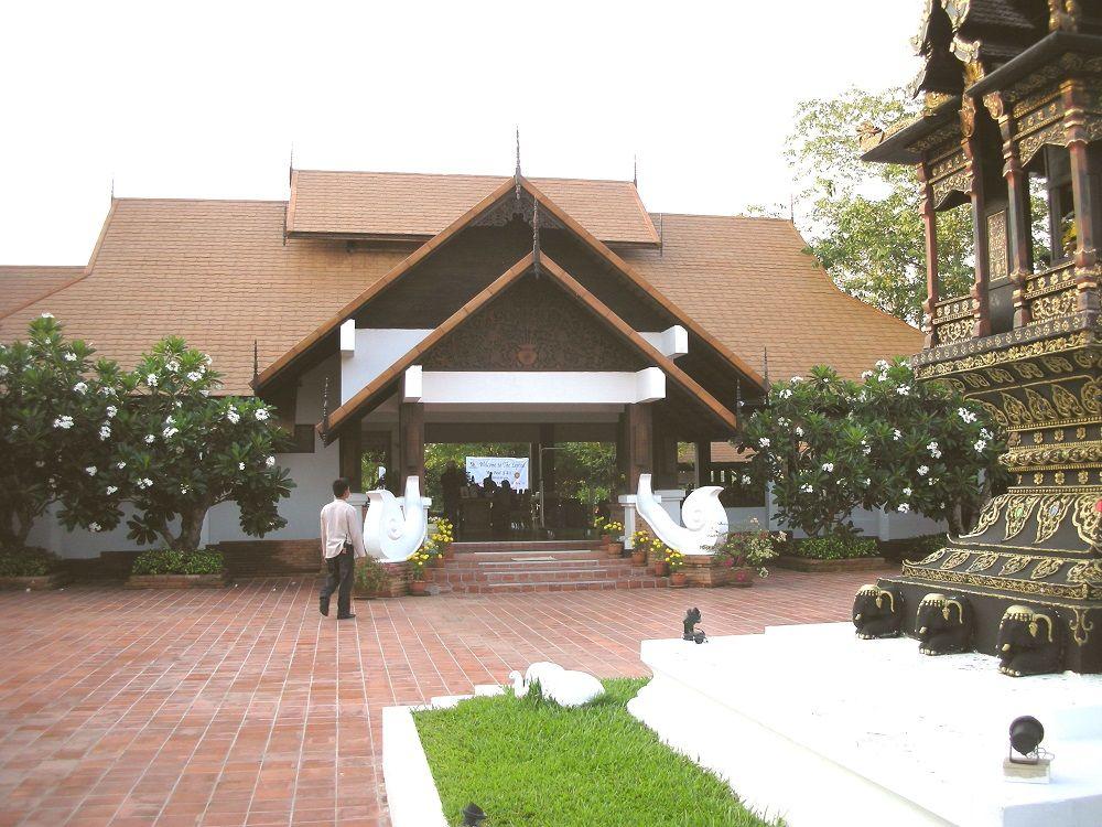 ザ・レジェンドチェンライ:ランナー王朝最初の都を再現したホテルで王様気分の滞在!
