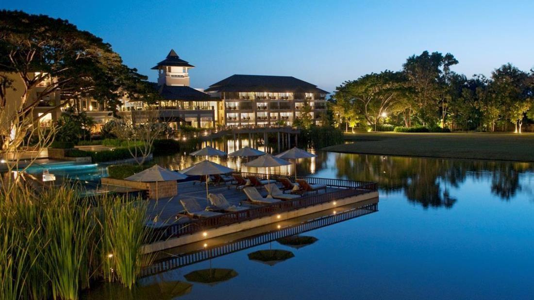 ル・メリディアンチェンライ:リゾートタイプのメリディアンが1部屋8000円台はありえない安さ!