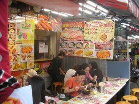 東京・アメ横で食べるべきB級グルメ&屋台グルメ5選