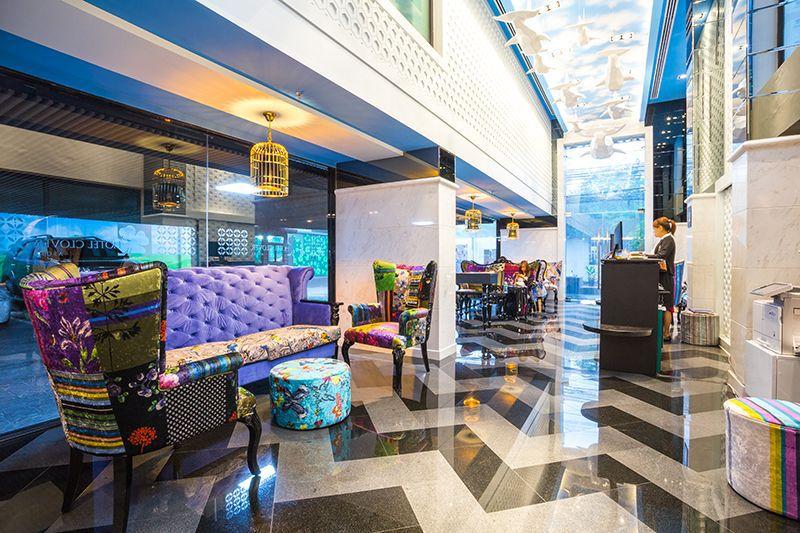 安くて立地最高!バンコクのホテル「クローバーアソーク」がおしゃれすぎ!