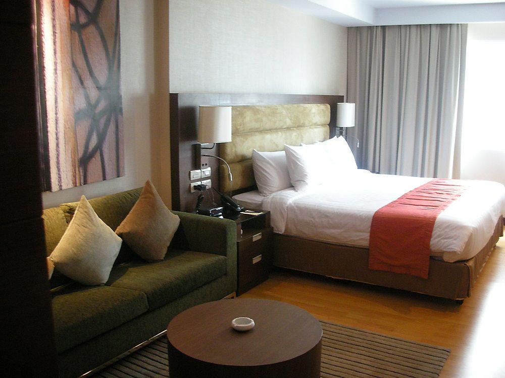 同値段のホテルよりはるかにランクが上!レガシースイーツのおしゃれな客室