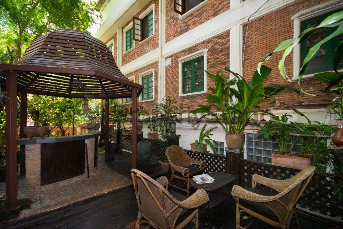 バンコクの素敵でおしゃれなサービスアパート5選